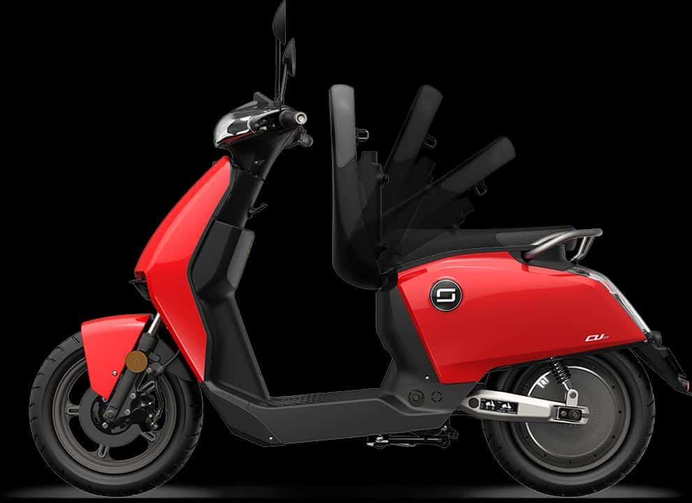 Scooter electrique Ducati
