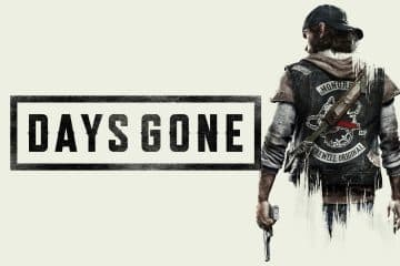 Test Days Gone PS4