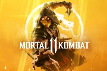 Mortal Kombat 11 Test