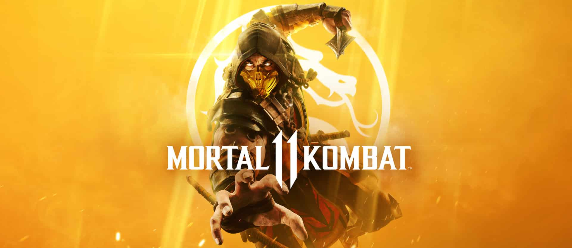 Mortal Kombat 11 Test