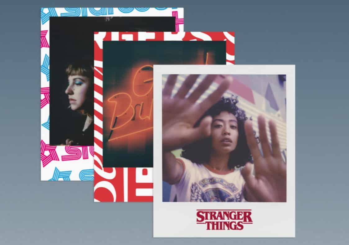 Polaroid-Stranger-Things