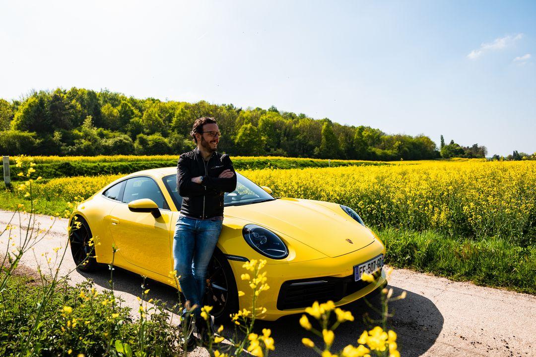 Nouvelle Porsche 911 : une édition limitée… en chocolat !