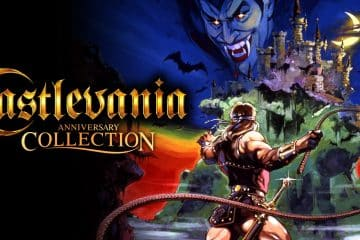 Test Castlevania Anniversary Collection