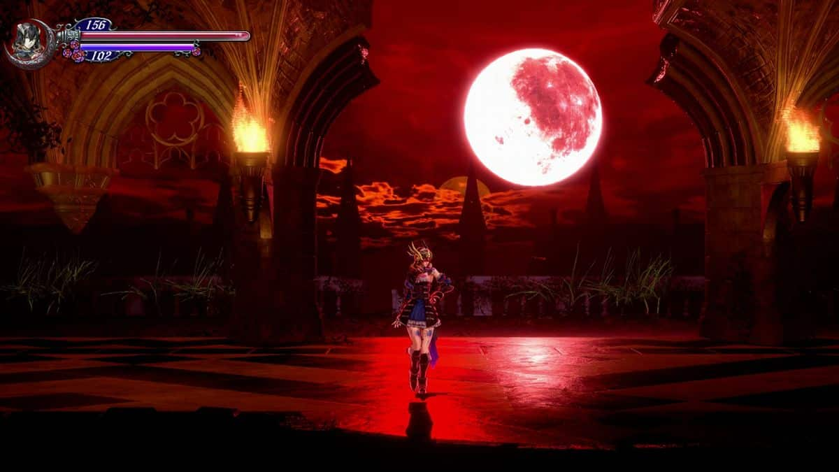 Bloodstained RotN