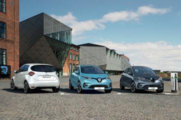 Nouvelle Renault Zoe 2019