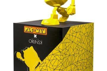 Pac Man Orlinski