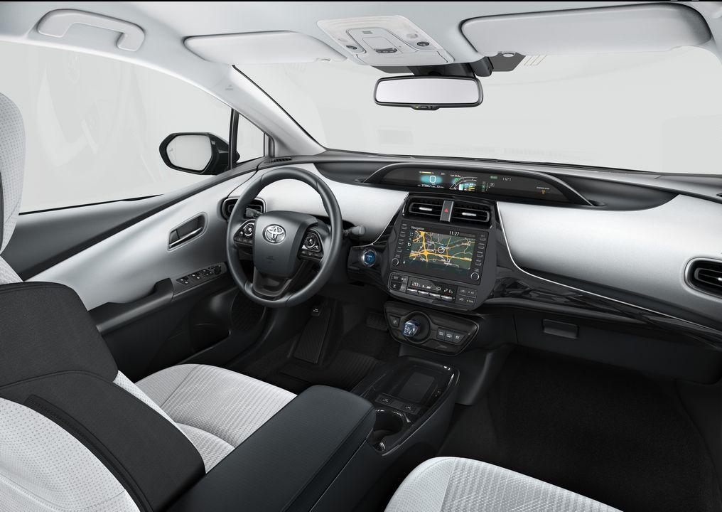 Toyota Prius Hybride 2019