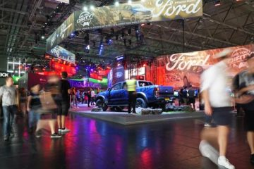 Ford eSport GamesCom
