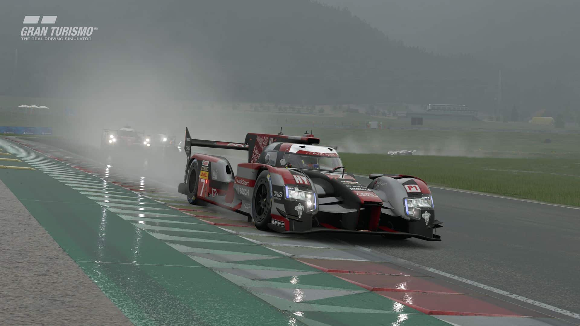 GT Sport Pluie
