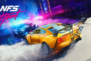 Need for Speed Heat Official