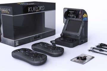 Neo Geo Mini Kuroko