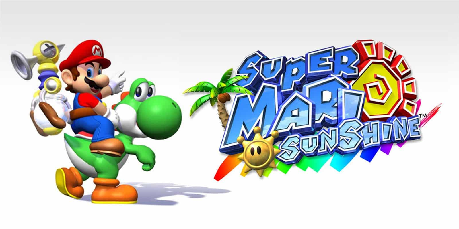 Super Mario Sunshine Switch