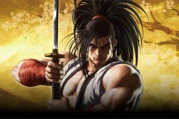 Test Samurai Shodown