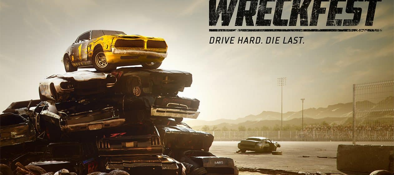 Test Wreckfest Xbox One X