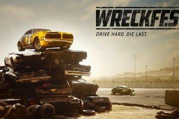 Test Wreckfest Xbox One X
