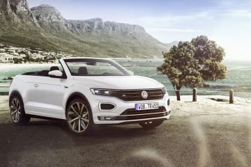 VW T Roc Cabriolet