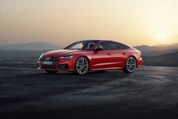 La nouvelle Audi A7 Sportback 55 TFSI e