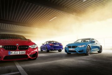 BMW M4 M Heritage Edition