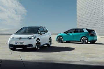 La nouvelle Volkswagen ID.3