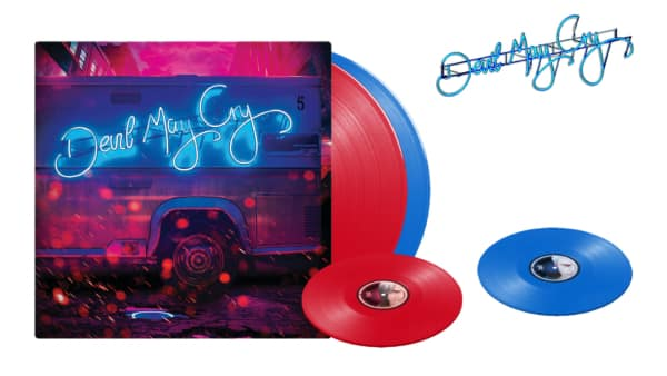 Devil May Cry OST Vinyle