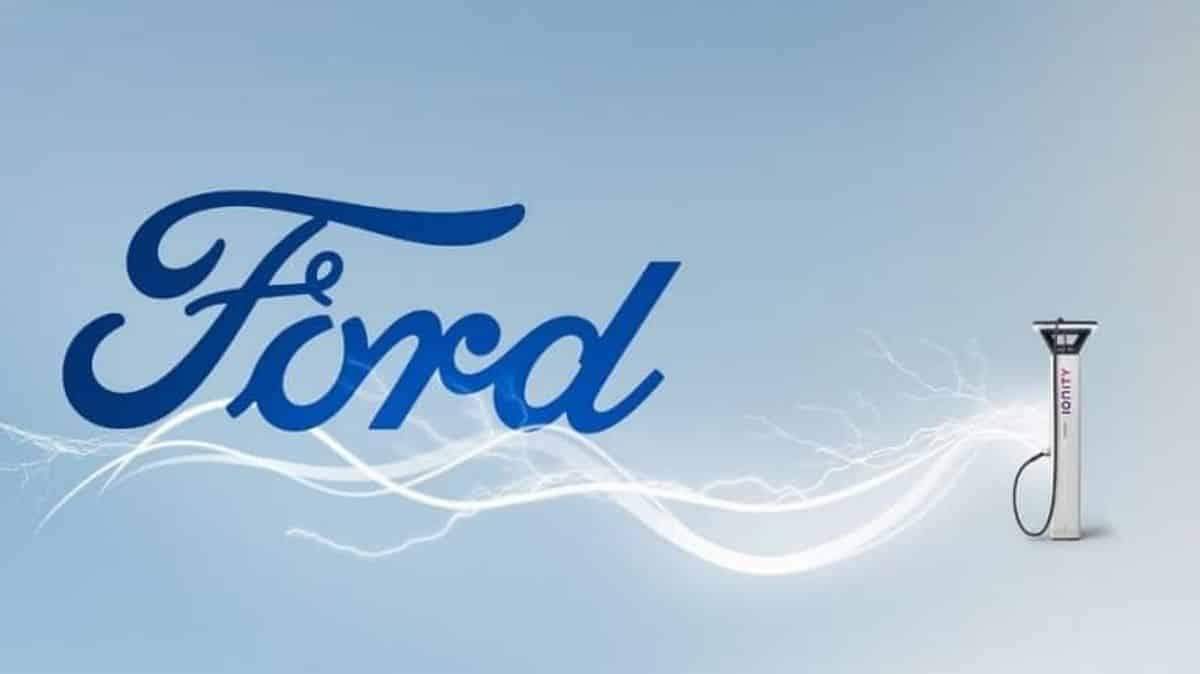 Ford voitures électriques 2022