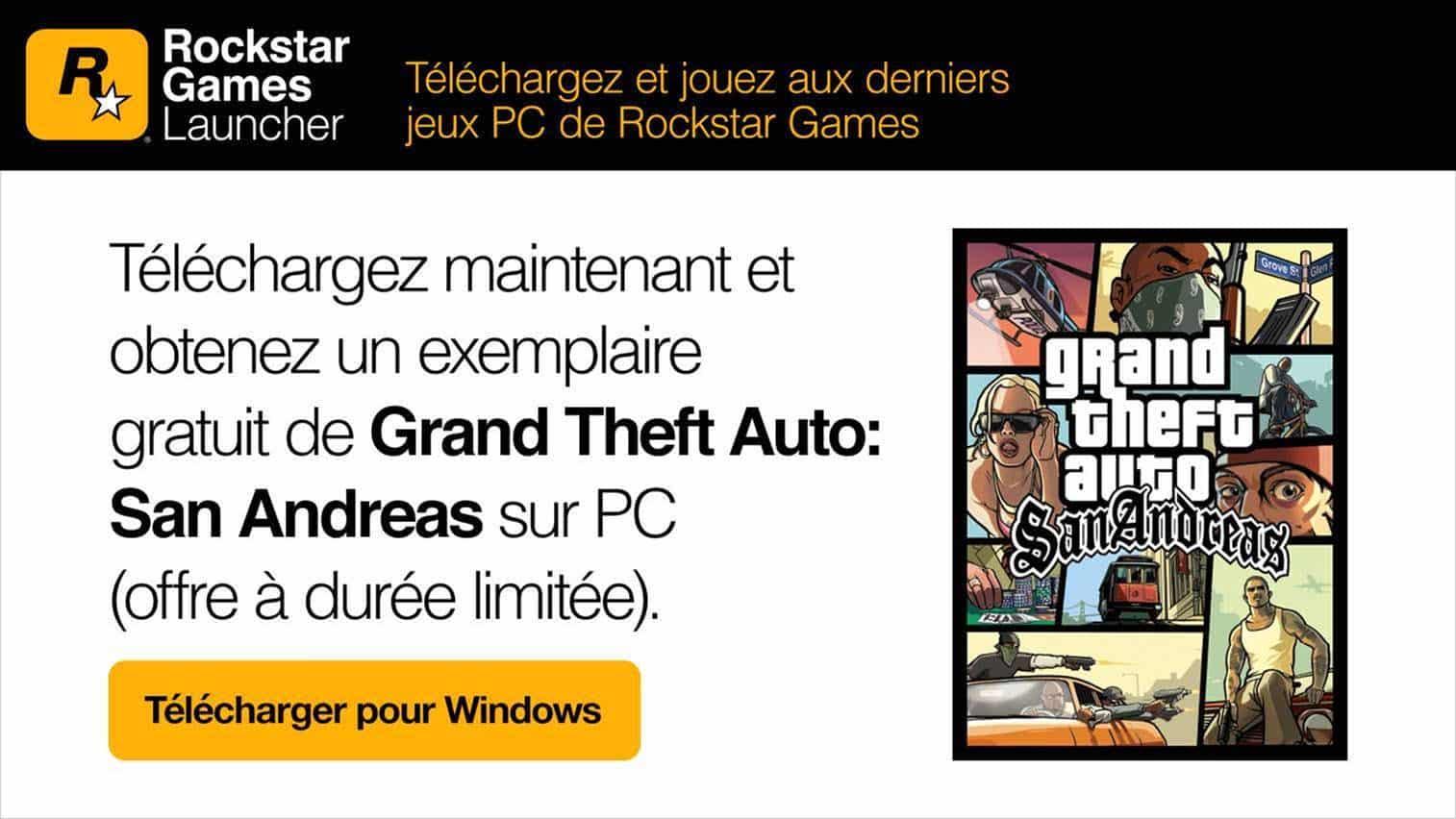 Telecharger GTA gratuit