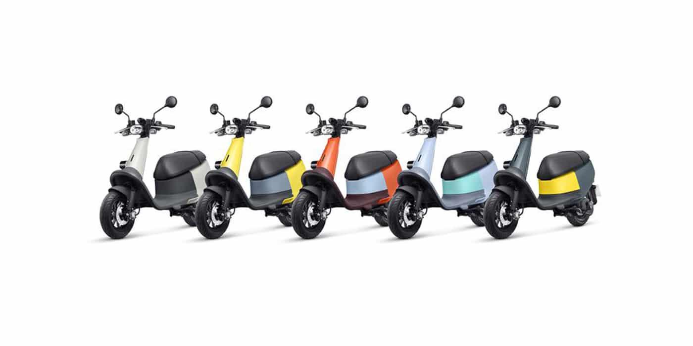 Gogoro Viva, le scooter électrique personnalisable