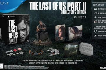 Last of Us Part 2 Collector Edition