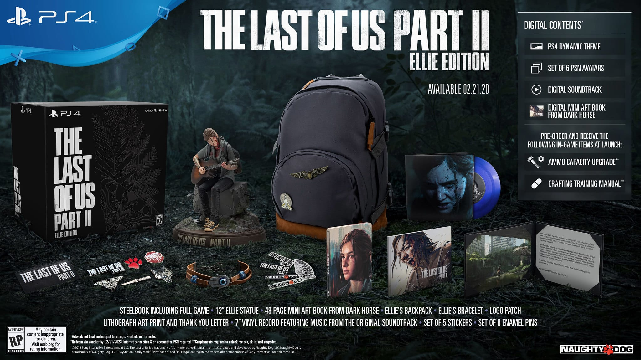 Last of Us Part 2 Ellie Edition