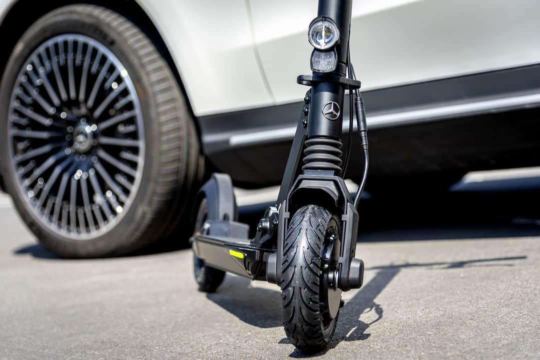 Scooter électrique Mercedes