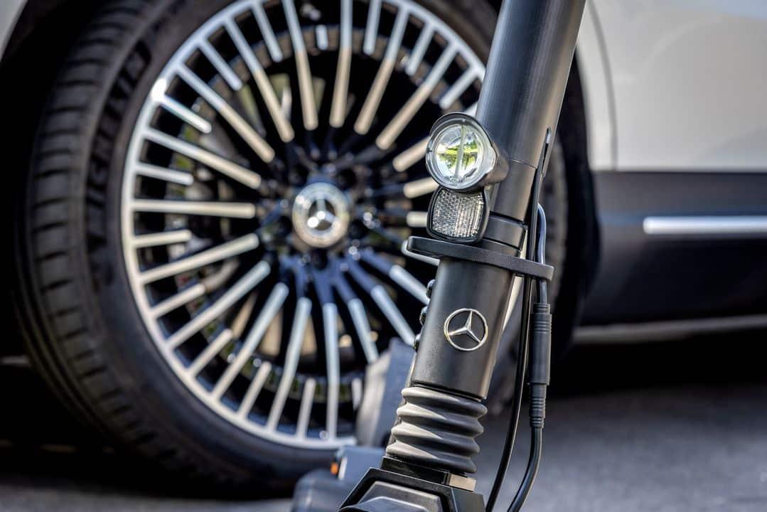 Mercedes Benz E Scooter électrique