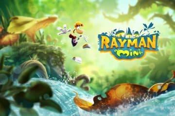 Nouveau Rayman Mini Apple Arcade