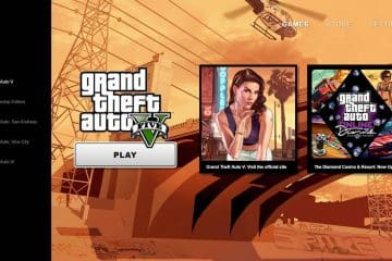 Nouveau Rockstar Games Launcher Windows