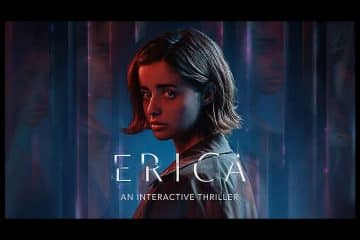 Test Erica PS4