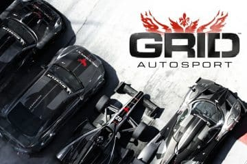 Test GRID Autosport Nintendo Switch