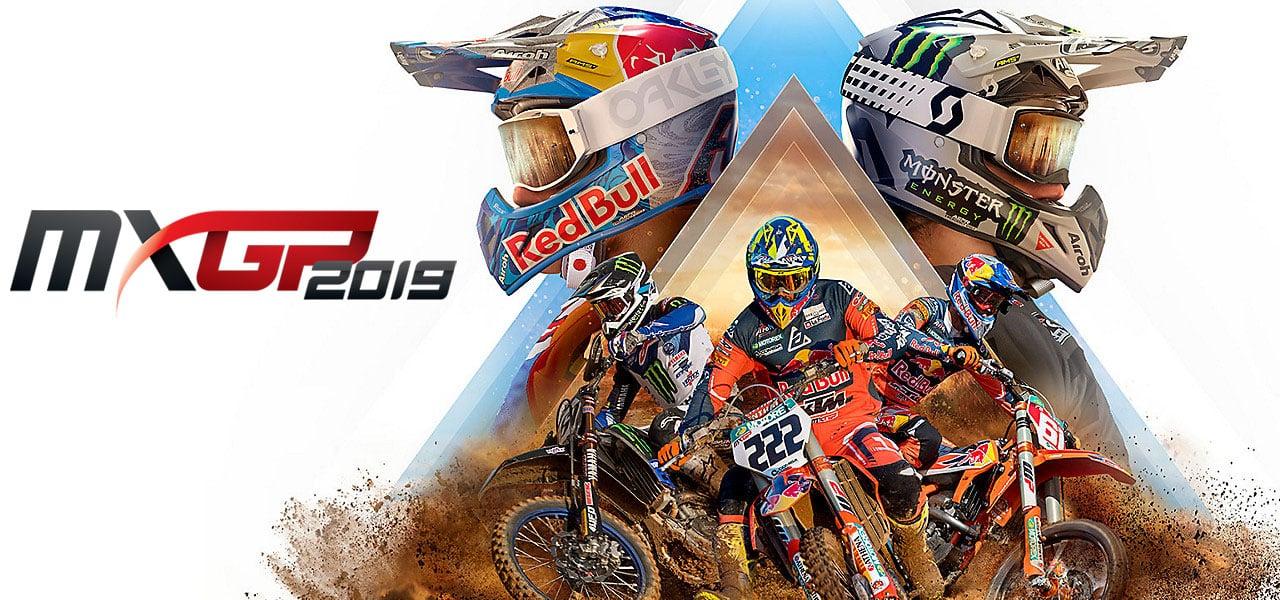 Test MXGP 2019 PS4 Xbox