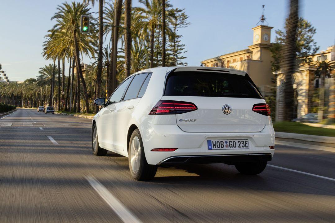 Baisse de prix pour la Volkswagen e-Golf électrique