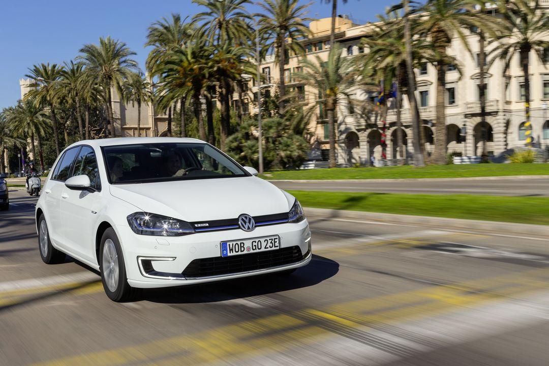 La nouvelle Volkswagen e-Golf