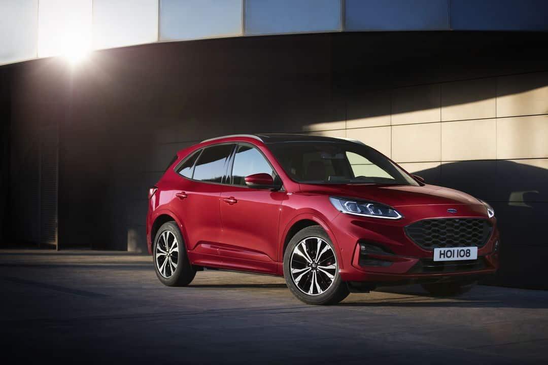 Nouveau Ford Kuga Hybrid PHEV