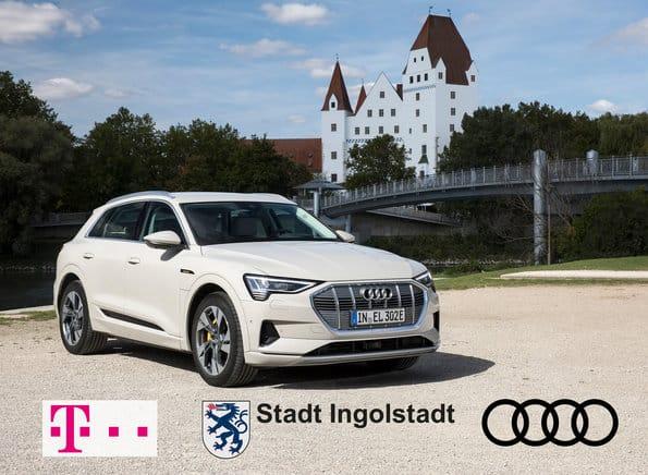 Audi réseau mobile 5G