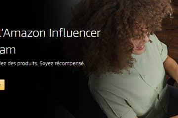 Le nouveau Influencer Program d'Amazon