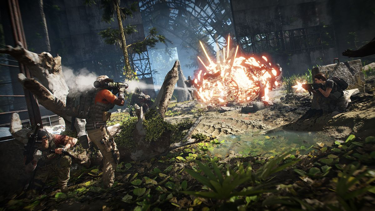 Test Ghost Recon Breakpoint