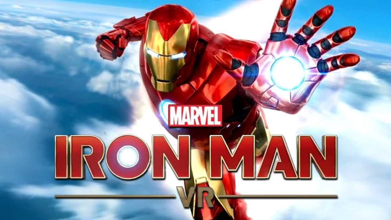 Iron Man VR PlayStation VR