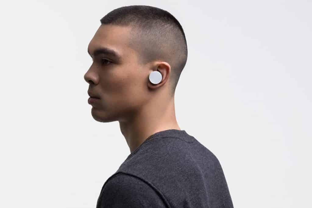 Les écouteurs sans fil Earbuds de Microsoft