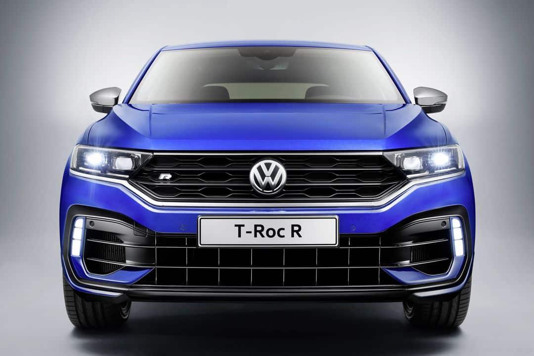 Nouveau Volkswagen T-Roc R 300 ch