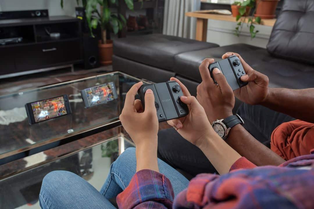 La nouvelle manette Razer Junglecat, et son côté Nintendo Switch