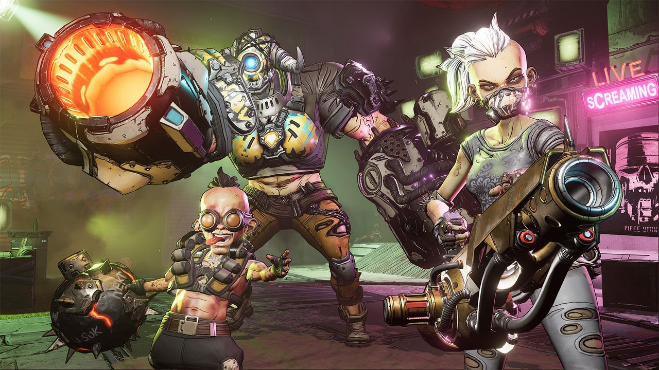 Review Borderlands 3 Test