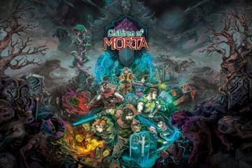 Test Children of Morta