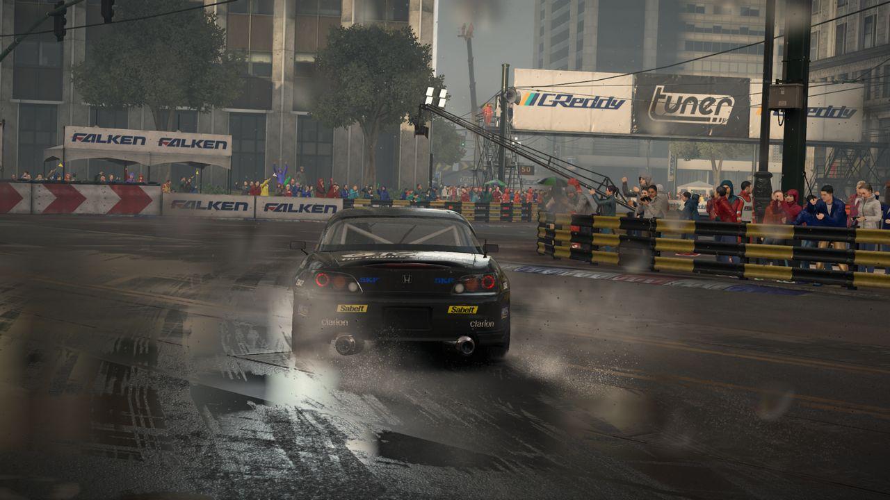 Test GRID PS4 Pro