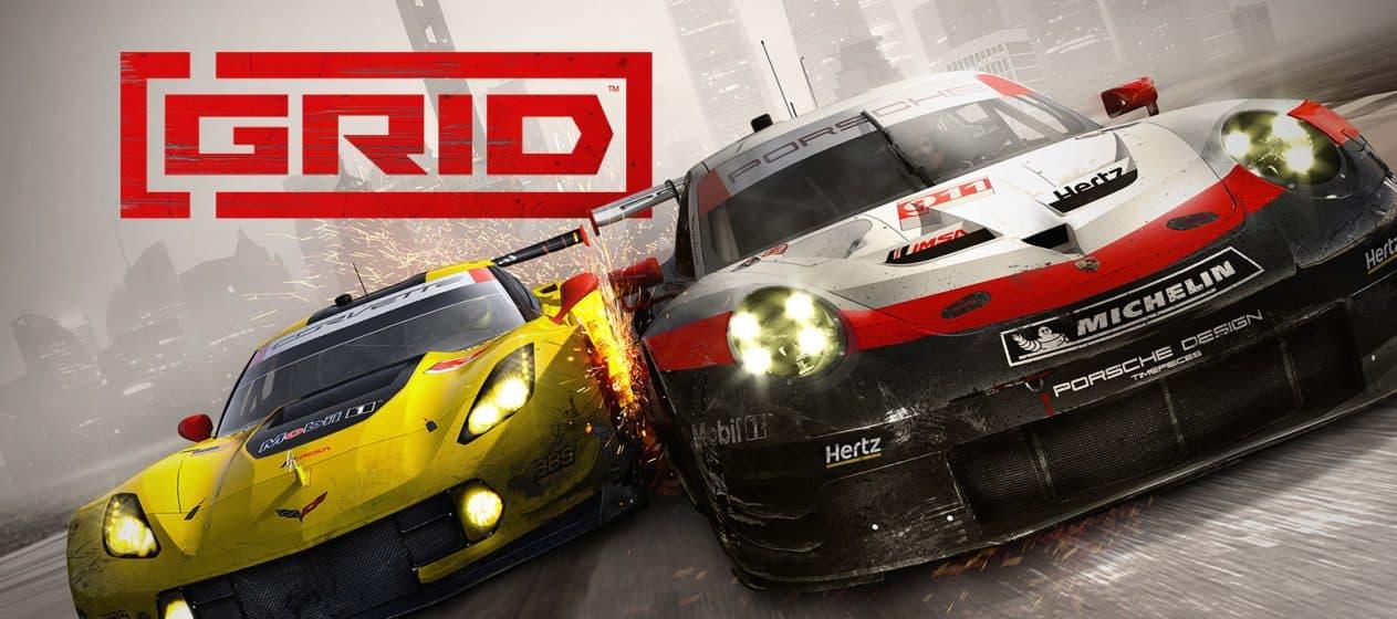 Le test du nouveau GRID 2019 sur PS4